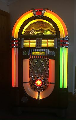 Wurlitzer Jukebox One More Time 1015