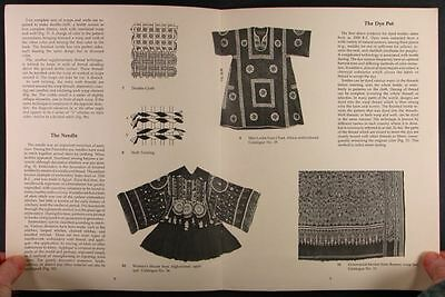 Antique Textiles at UCLA -Loom, Needle and Dye Pot -Collection Highlights