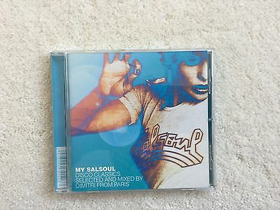dimitri from paris - My Salsoul CD Mix. Rare
