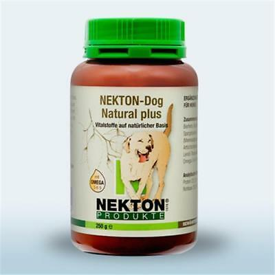 NEKTON-Dog Natural Plus Inhalt 250 g
