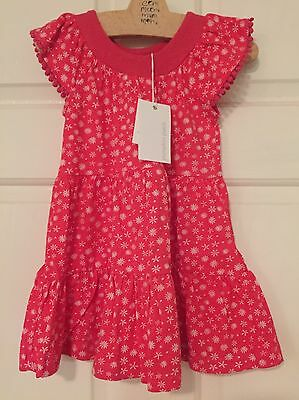 Brand New Pumpkin Patch Girl Clothes Party Dress Size 12 -18 Months