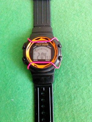 Digital WATCH with Stopwatch & light. UK Seller