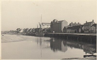 Lowdham 4 Real Photo Postcard unused, dated in pencil 1930's  Period on reverse