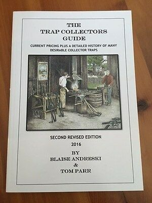 2016 trap collectors price book trapping fur co newhouse trap pioneer fur trade