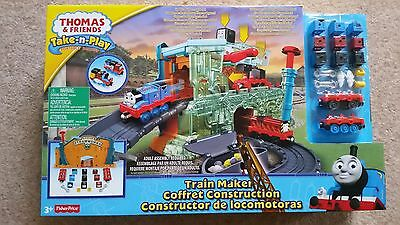 Thomas and Friends Take n Play Train Maker Playset