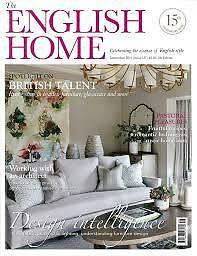 The English Home OR The English Garden Annual Magazine Subscription (Half Price)