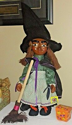"""Rare Vintage Naber Doll """"Rita The Witch"""" Special Edition Signed No. 86 of 200"""