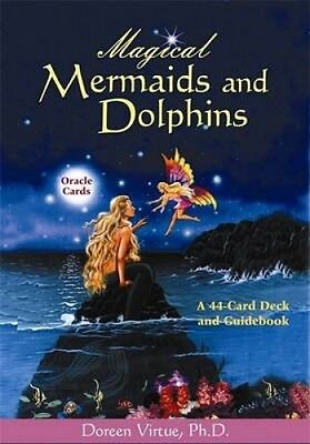 Magical Mermaids and Dolphins Oracle Cards by Doreen Virtue.