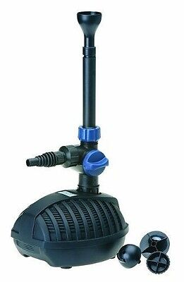 Oase Aquarius Start Fountain Set 2500lph Water Feature Pump by Oase