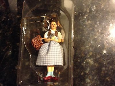 Warner Bros. 1999 Dorothy and Toto Ornament W/Box