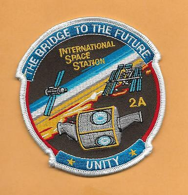 """International Space Station The Bridge To The Future  Patch 4"""""""