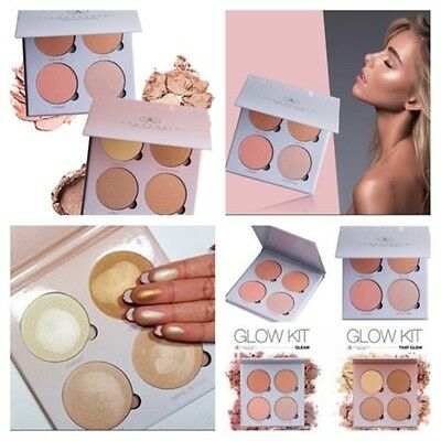 ANASTAS Beverly Hills Glow Kit That Glow+Gleam Highlighter Contour Palette New