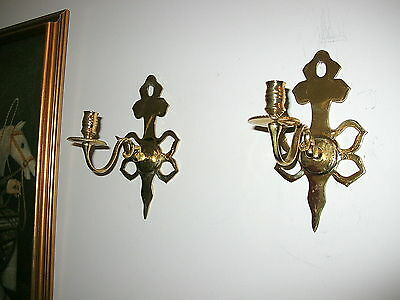 Williamsburg Virginia Metalcrafters Governors Palace Sconces