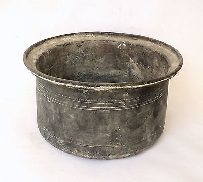 1800-1850  Antique Islamic  Middle Eastern Copper Cooking Pot