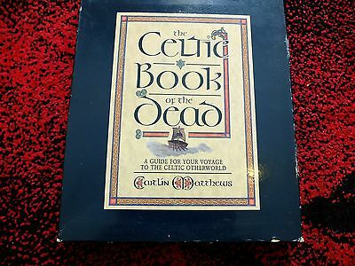Vintage Tarot Celtic Book of the Dead