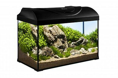 Diversa StartUp Set Komplett Aquarium - Einsteiger Serie, Aquariumset Glasbecken