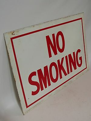 No Smoking Cautionary Sign Factory Warehouse Industrial