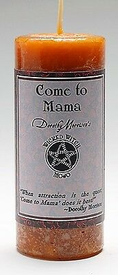COME TO MAMA Attraction MOJO Candle Coventry Creations Wicked Witch Wicca Pagan