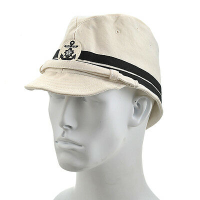 Japanese Imperial Navy Soft Cap - Officer - Reproduction