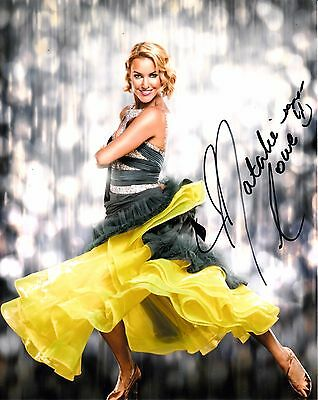NATALIE LOWE SIGNED 10x8 PHOTO - Strictly Come Dancing