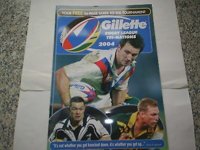 2004 Tri Nations Tournament Guide