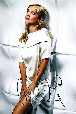 LOUISE REDKNAPP SIGNED 6x4 PHOTO - Strictly Come Dancing