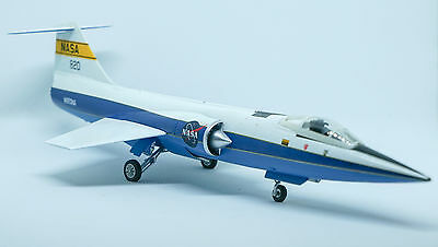 Aviation72 NASA F-104G Starfighter 1:72 scale Collectible Die-cast model