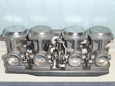 Kawasaki ZN 750 700 Carburetors Carbs Keihin 1982-1987