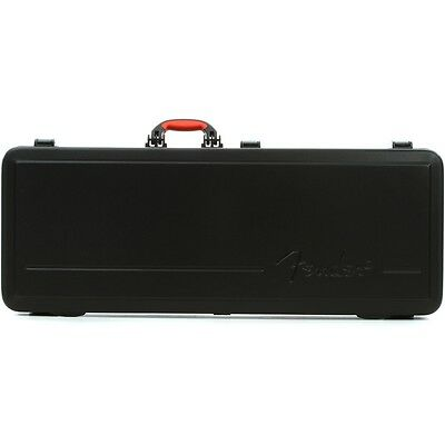 New Fender ABS Molded Stratocaster/Telecaster Electric Guitar Case, 099-6105-106