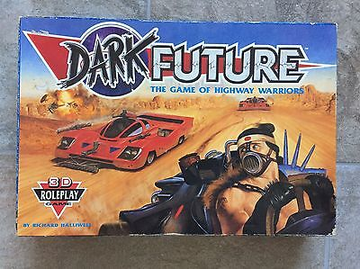 Dark Future, Games Workshop's game of highway warriors in the Mad Max tradition.