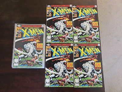 The X-Men #140 (Dec 1980, Marvel) NM 9.0 many copies available