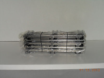 """Lionel #65500  """"O """"  gauge Straight track 10 pieces"""