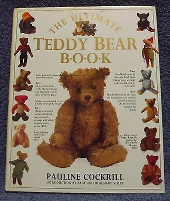The Ultimate Teddy Bear Book by Pauline Cockrill Hardcover