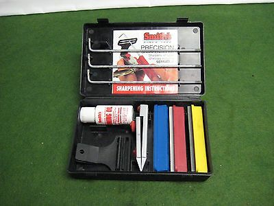Smith's Precision Sharpening Kit w/ Case