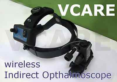 Indian Wireless Indirect Ophthalmoscope and accessories