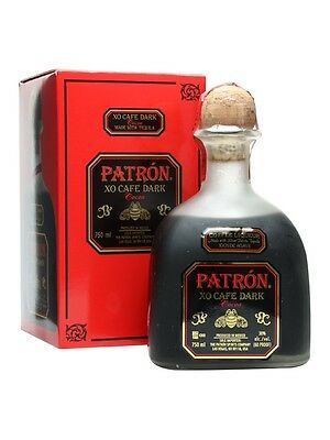 Patron XO Cafe Dark Cocoa Liqueur 700ml Gift Boxed