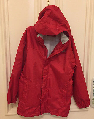 Child's Waterproof Jacket Katmandu Size 10
