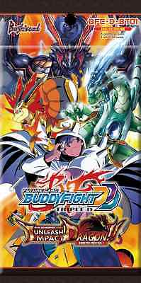 Future Card Buddyfight - Unleash! Impact Dragon!! Booster Pack - 15% Off Rrp