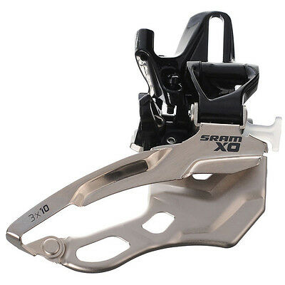 SRAM X7 High H0 Type Direct Mount Front Derailleur 3x10 Dual Pull Brand New