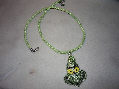 The Grinch Necklace