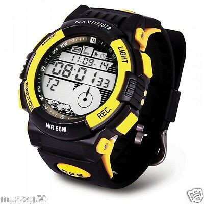 Laser Sports Watch GPS Tracking S10 NEW