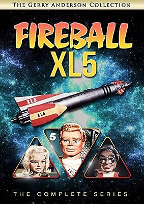 FIREBALL XL5: THE COMPLETE SERIES (Sylvia Anderson) - DVD - Sealed Region 1