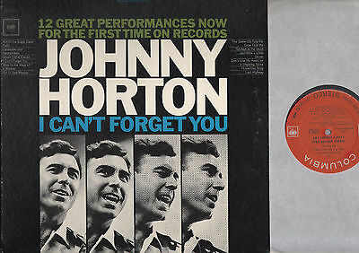 Johnny Horton - I Can´t Forget You