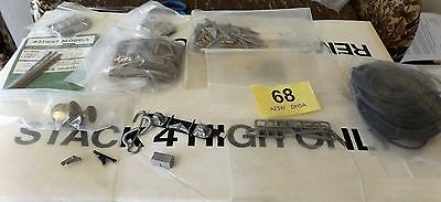 ASSORTED O SCALE PARTS( item 68)