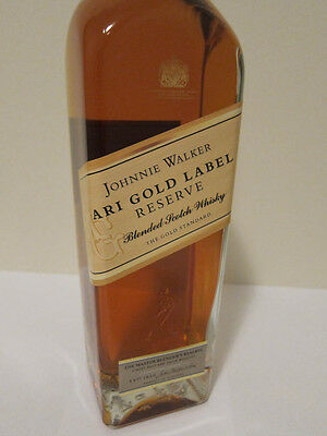 Entourage Ari Gold, Johnnie Walker Gold Label Sticker