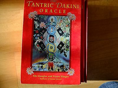 Secret Dakini Tarot Deck