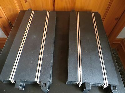 Scalextric Track (8 Straight Pieces)