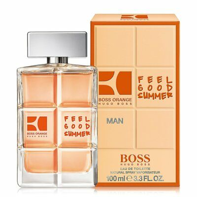 Parfum HUGO BOSS HUGO ORANGE SUMMER MAN EDT 100ML NEUF ET SOUS BLISTER