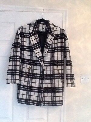 New Look girls gorgeous winter coat aged 11-12yrs