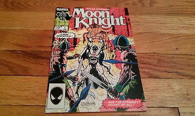 MOON KNIGHT Fist Of Khonshu #1 Alan Zelenetz CHRIS WARNER E.R. Cruz comic book